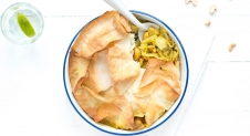 Fresh & Easy: Thai Chicken Pot Pie