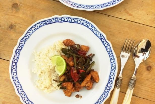 Vietnamese Kip met Citroengras & Chili
