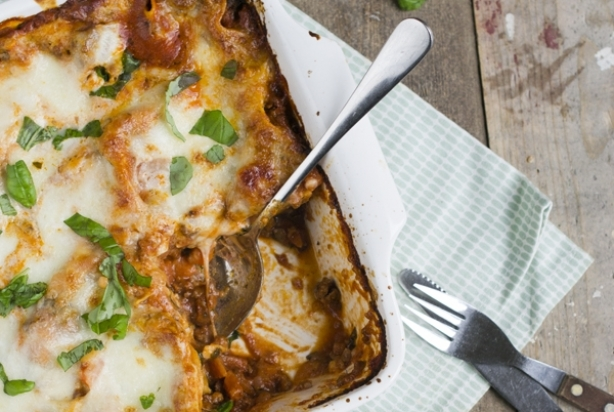verse lasagnesaus maken