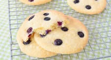 Blueberry lemon eierkoeken