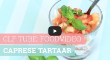 VIDEO: Caprese tartaar