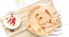 Easy flatbread recept