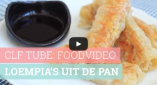 VIDEO: Loempia's uit de pan