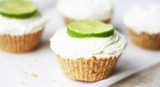 No bake key lime pies