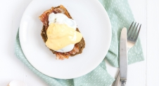 Video: Eggs benedict met Hollandaisesaus uit de blender