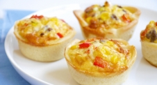 Mexicaanse mini quiches