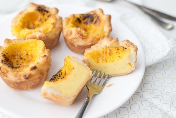 Recept Voor Video Makkelijke Pastéis De Nata Foodynl