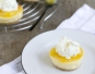 Mini Lemon Cheesecake