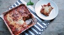 Courgette lasagne (video)
