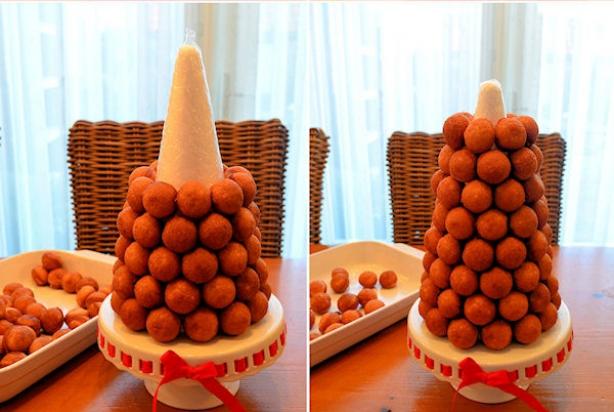 Prosecco Cake Pops