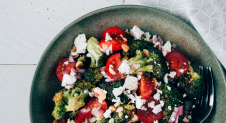 One Pot: Salade van geroosterde broccoli