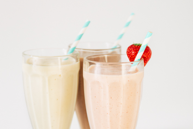 Feel Good Tuesday: Healthy milkshakes