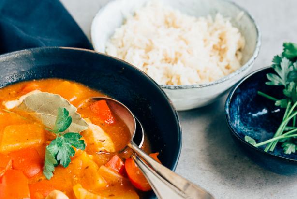 Recept Voor Goulash Met Kip Foodynl