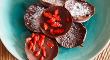 Recept: vegan chocolade-superfoods bonbons