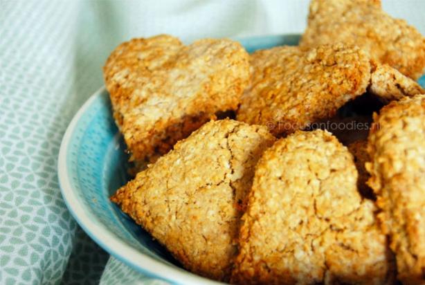 Recept Voor Glutenvrije En Lactosevrije Haverkoekjes