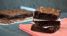Smeuïge chocolade brownies
