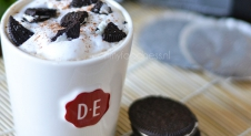 Spiced Cookies & Cream Cappuccino