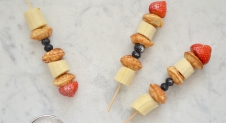 Kidsproof: Poffertjesspiezen met fruit