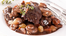 Global Cuisine: Franse Boeuf Bourgignon
