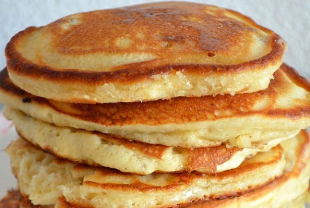 Recept voor american pancakes met pecannoten - Foody.nl American Pancakes Recept