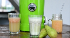 Review Novis Vita Juicer + 3 Healthy Herfstsapjes