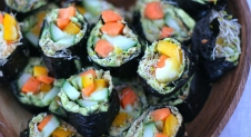 Recept: raw-vegan sushi