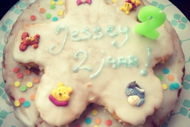 verjaardagstaart maken makkelijk