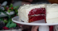 Oh so Red Velvet cake van Marieke