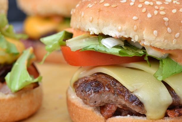 Recepten met hamburgerbroodje? foody.nl