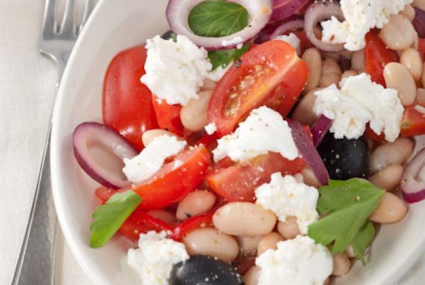 salade witte bonen