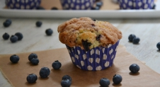 Blueberry Muffins a la Starbucks