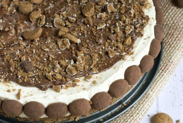 Recept Voor Sinterklaastaart Met Monchou Foodynl