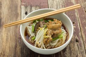 recept pho vietnamese soep