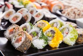 sushi zelf maken recept