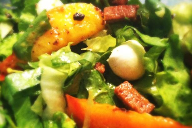 recept rauwe bietensalade
