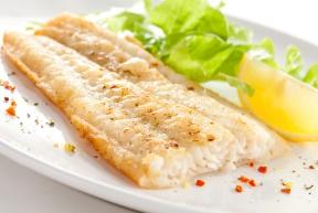 recept voor vis