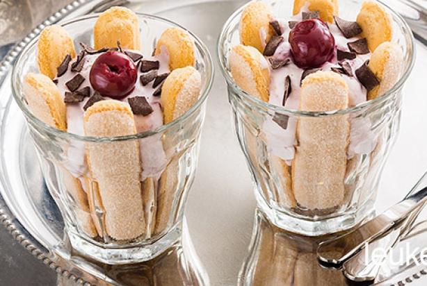charlotte russe taart