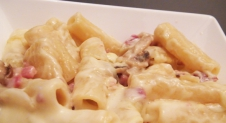 Mac and Cheese met een twist