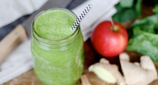 Recept: winterse groene smoothie