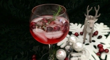 Rudolph's Gin Tonic