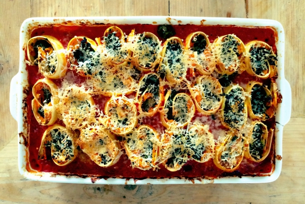 recept voor jamie oliver's rotolo - foody.nl