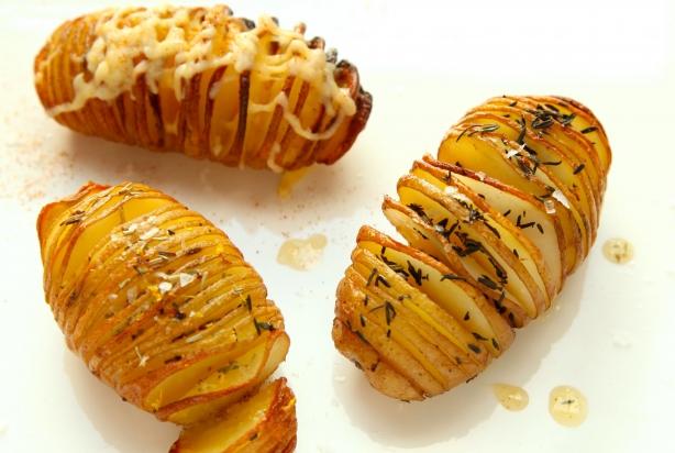 recept aardappel