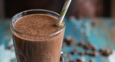 De morning kick koffie smoothie