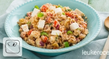 Light recept: bloemkool couscous