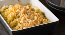 Mac & Cheese Gorgonzola uit de oven