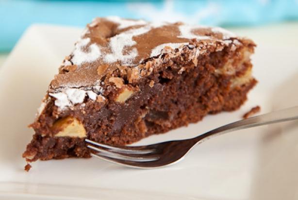 chocolade noten taart