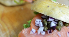 Fastfood Friday: Bagel Wilde Zalm