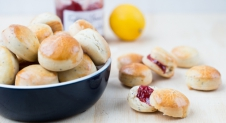 Video: Mini Citroenscones met maanzaad