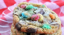 Fastfood Friday: Subway M&M Cookies