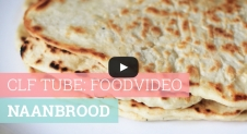 VIDEO: Naanbrood met knoflook